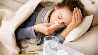 inkubationstid influensa 2016