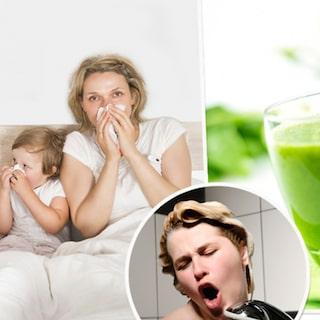influensa mat tips