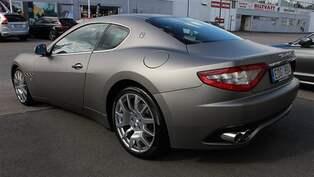 Henrik Lundqvist Saljer Sin Maserati Granturismo