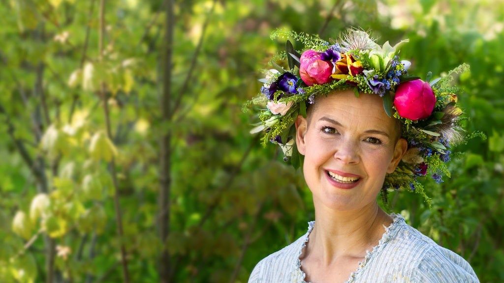 Sara Bäckmo driver Nordens största trädgårdsblogg, sarabackmo.se. I år är hon en av sommarvärdarna i Sommar i P1.