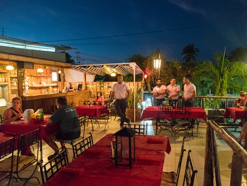 Den bästa maten på Kuba får du på privata restauranger som kallas paladarer.