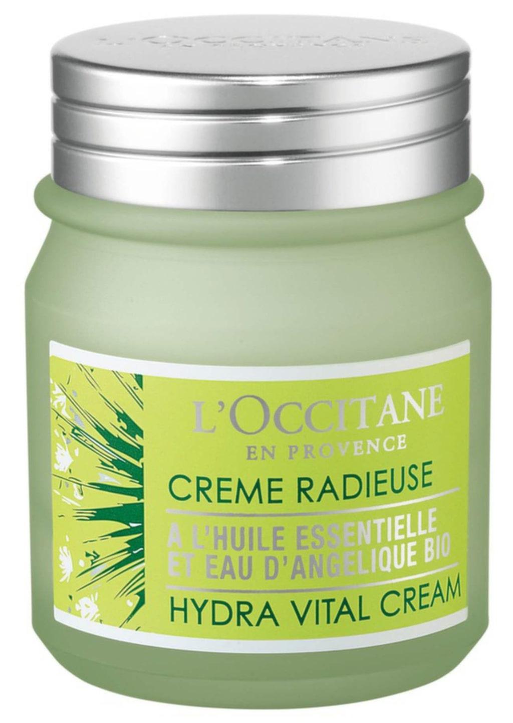 Härlig dagkräm från L'Occitane, Angelica Hydration Cream, 365 kronor.