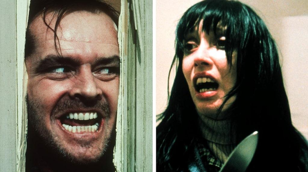 Skräckfilmen från 1980 med Jack Nicholson och Shelley Duvall i huvudrollerna har blivit en klassiker.