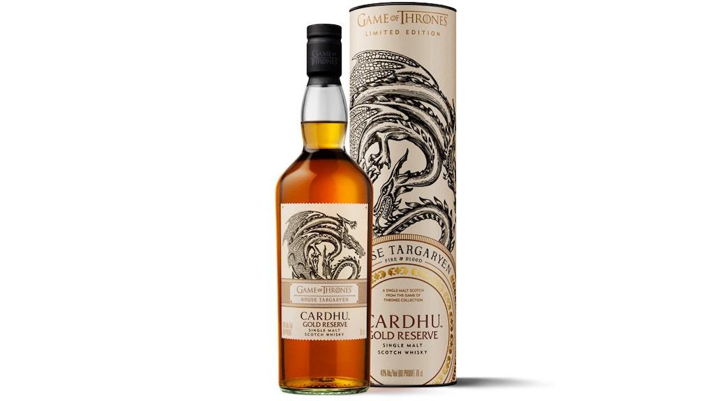 Huset Targaryens whisky.