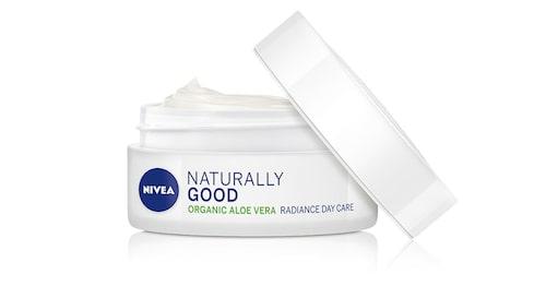 Radiance Day Cream Naturally Good Organic Aloe Vera, Nivea