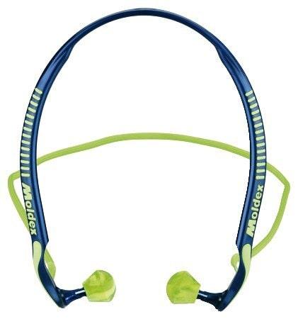Får man till öronproppen ordentligt i örat blir ljudet hyggligt dämpande.