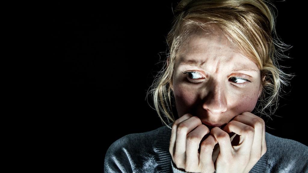 Till ångestsyndromen hör bland annat social ångest, fobier, generaliserat ångestsyndrom och agorafobi