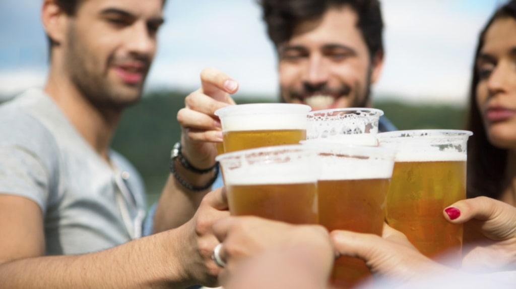 <p>Det finns både 1, 2, 3, 4 och 5 anledningar att unna sig en öl.</p>