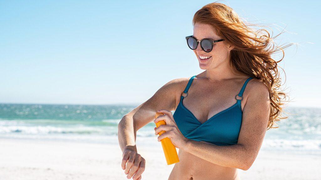 Skydda huden i sommar med rätt sorts solskydd.