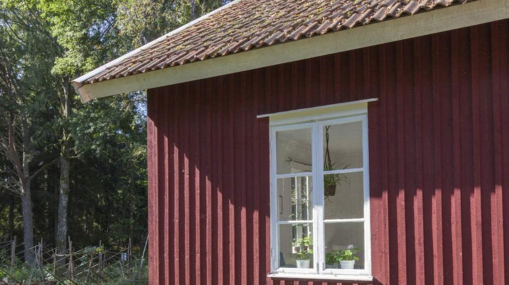 Titta över taket före och efter vintern. Träfasader är sårbara. Håll dem därför ordentligt inoljade eller målade, särskilt längst ner där träet är extra utsatt.