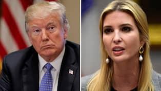 Trump oppnar for oseriosa kandisar