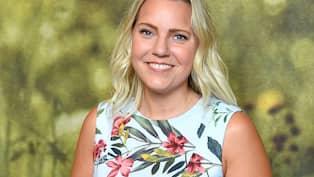 Carina Bergfeldt Har Fatt Barn