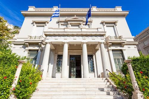 Benaki Museum invigdes 1930.