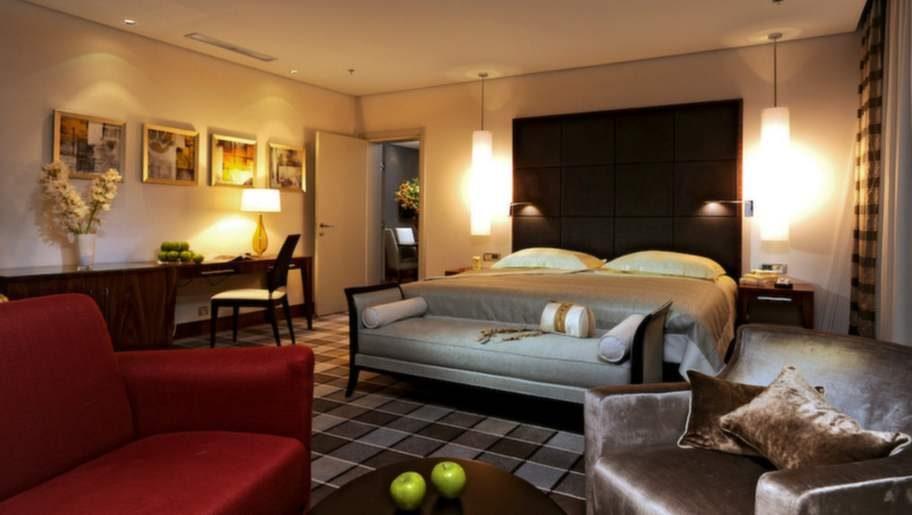 Monte Mulini är ett femstjärnigt lyxhotell av boutiquekaraktär.