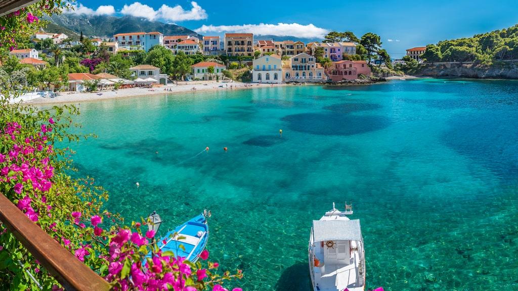 Kreta är den största av de grekiska öarna.