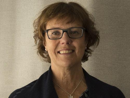 Lisbeth Wikström-Frisén.