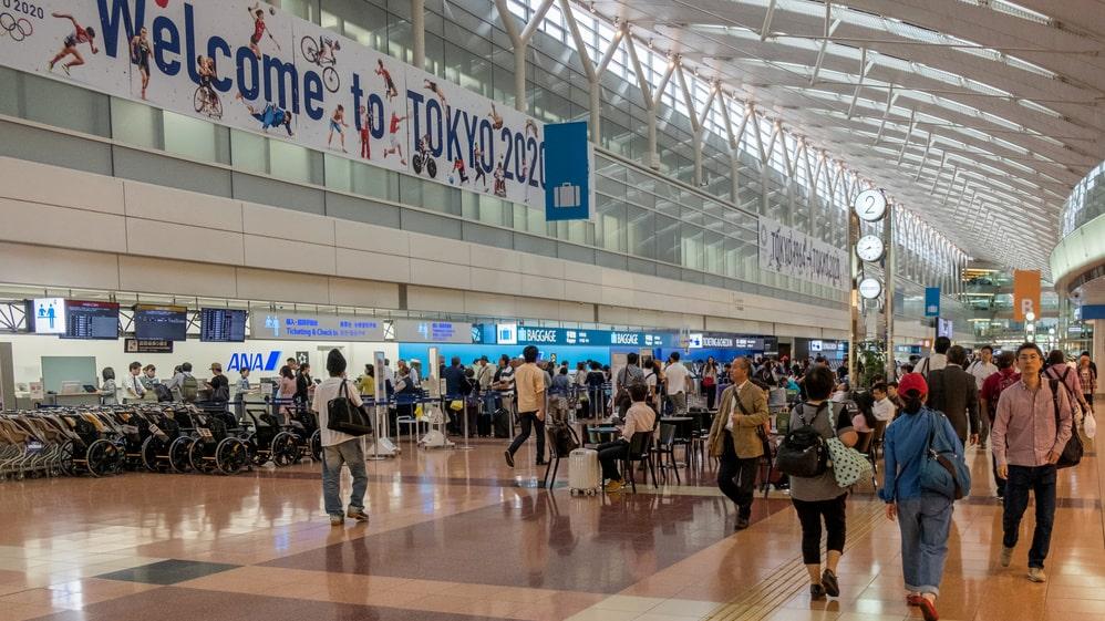 Japan inför en ny skatt som ska erläggas när man lämnar landet.