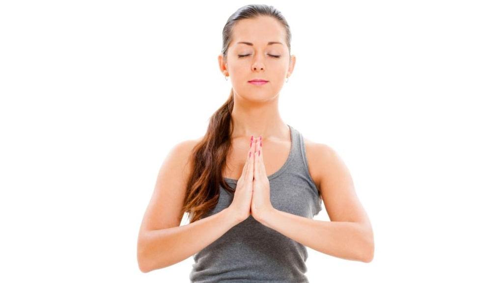 Lite yoga på kvällen är bättre än mat.