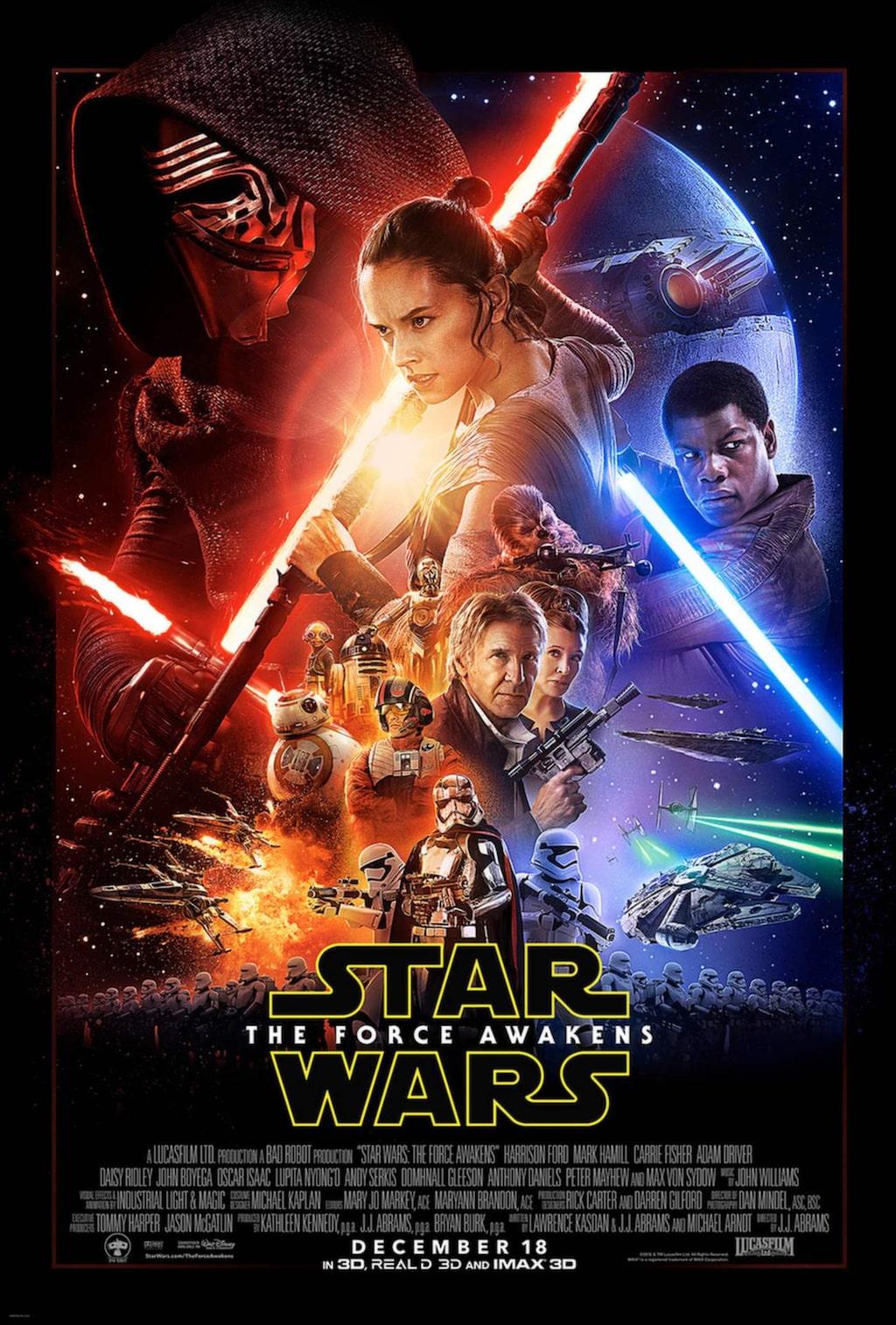 <p>Lanseringen av den kommande Star Wars-filmen har således fått en flygande start. Se bilder inifrån planet under texten.<br></p>