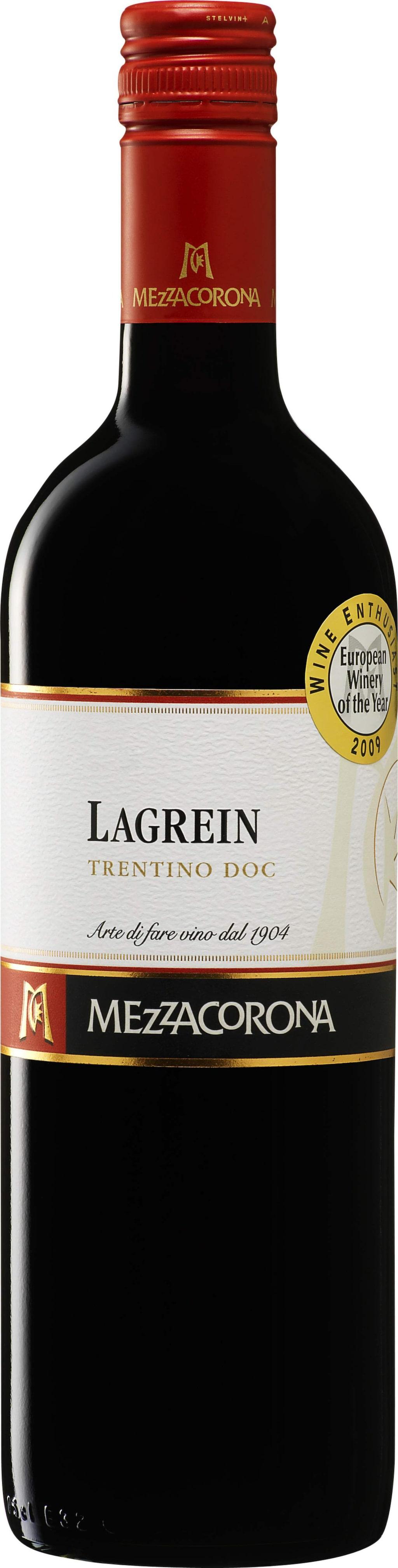 """<strong>Mezzacorona Lagrein 2012</strong><br>(22951) Italien, 69 kronor<br>Mjukt med inslag av körsbär, blåbär, örter, lite lakrits. Passar till exempelvis en vegetarisk lasagne.<br><exp:icon type=""""wasp""""></exp:icon><exp:icon type=""""wasp""""></exp:icon><exp:icon type=""""wasp""""></exp:icon><exp:icon type=""""wasp""""></exp:icon><exp:icon type=""""wasp""""></exp:icon>"""