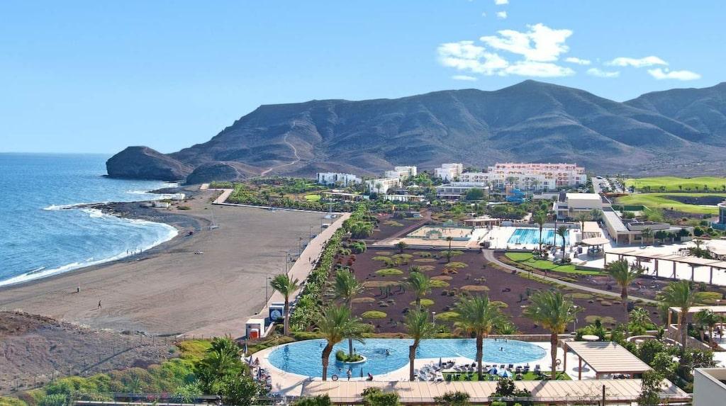 Playitas på Fuerteventura är en populär träningsresort för Apollo.