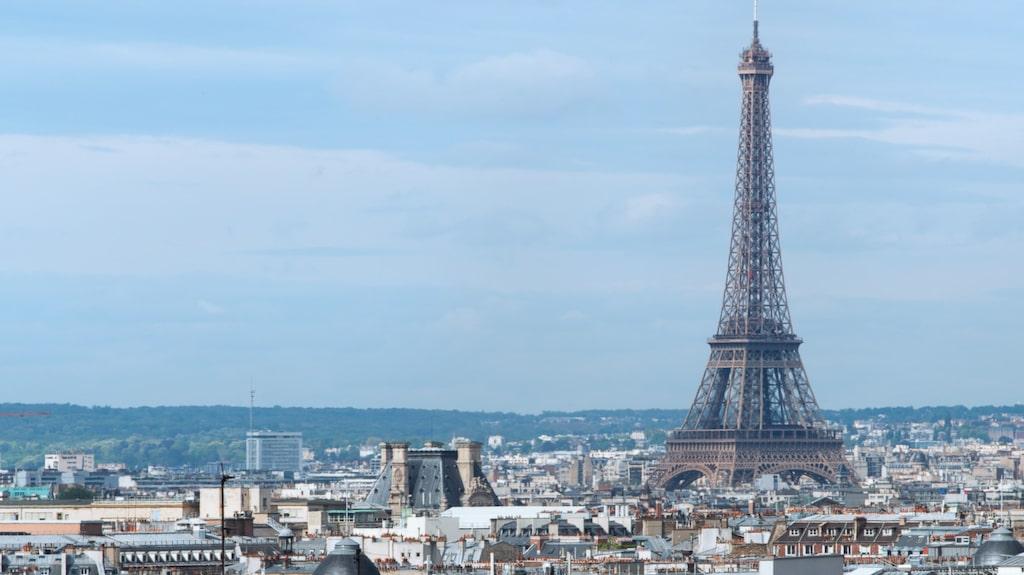 Renaissance Paris Republique Hotel har flera rum med mäktig utsikt.