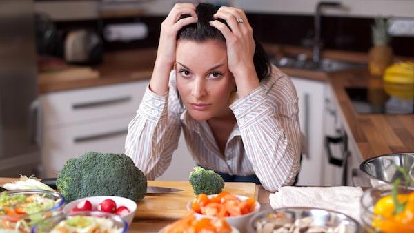 Men alltså, kanske kan DU hjälpa till i köket i stället för en maskin?!