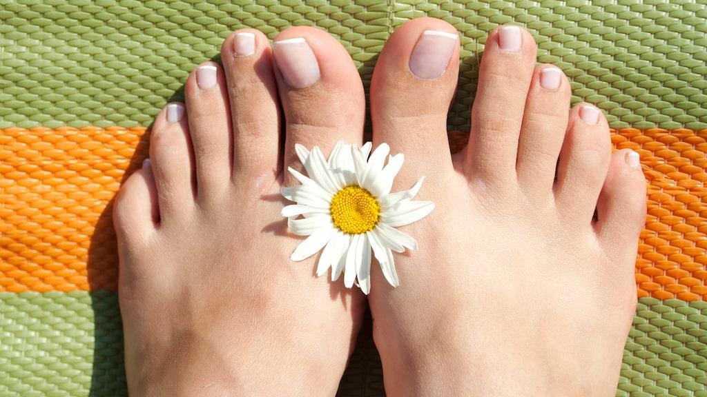 Fina fötter vill vi alla ha, men det finns en rad obehagliga saker som kan göra dem långt ifrån presentabla.