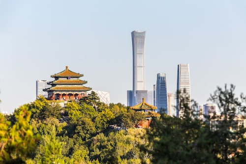 China Zun reser sig 528 meter över marken.