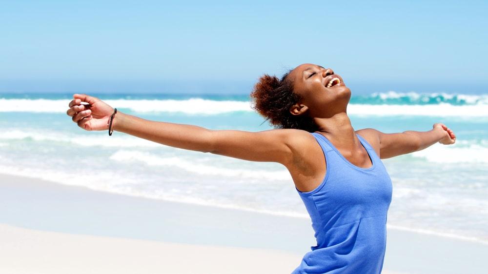 Träning handlar om att använda din kropp till det den är skapt för: rörelse.