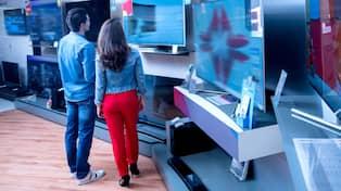 Smart-tv är ett samlingsbegrepp för den nya generationens tv-apparater som  man kan koppla till internet. Foto  SHUTTERSTOCK bdf7581760c3e