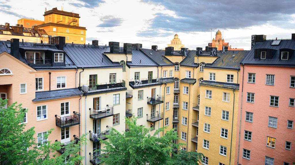 För Annika var det viktigt att bo i Stockholms innerstad. Men hon tycker man ska inse att man inte kan få allt – välj en sak som är viktig för dig.