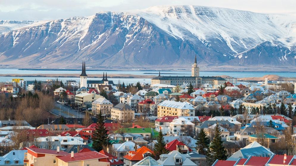 Var förberedd på att spendera pengar – Reykjavik och Island är inga billiga resmål.