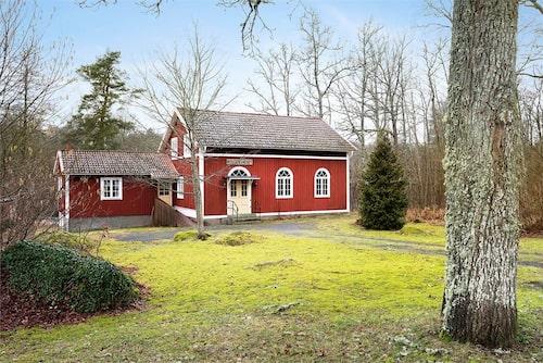 Åtta pionjärer byggde Belganets missionshus 1931.