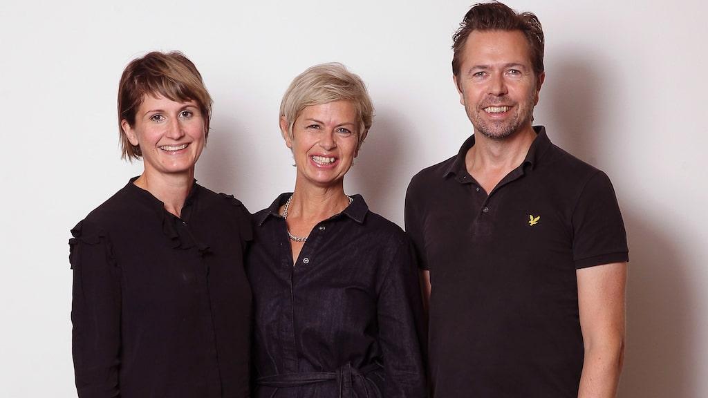 Allt om vins vinprovargrupp, Linda Pérez, Gunilla Hultgren Karell och Andreas Grube testar ungefär 7 000 viner om året.