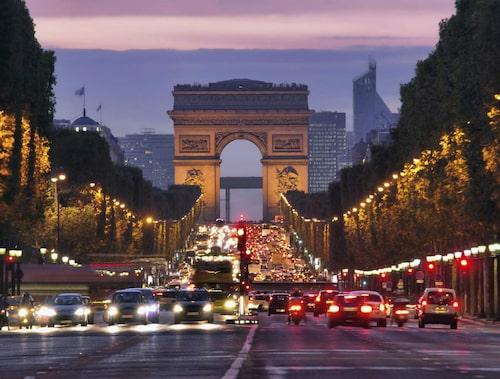 Skippa trängseln på Champs-Elysées