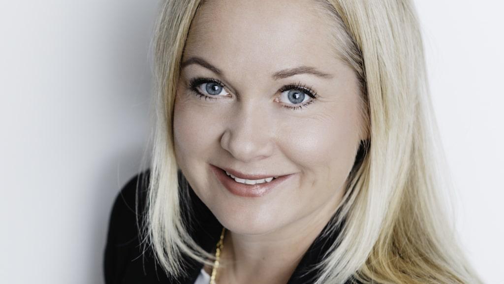 Lisa Rogalin, grundre av Rosenrummet på NK.