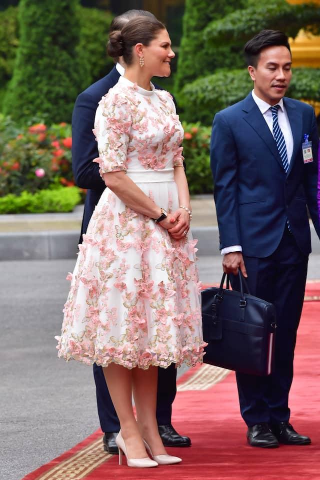 """a64c9dd99cdb Kronprinsessparet i Vietnam: """"Fullt program"""""""