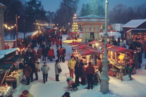 Jamtli är en av landets populäraste julmarknader.