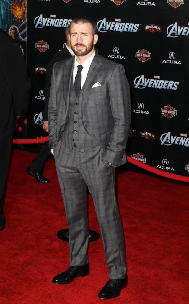 The Avengers Rollen