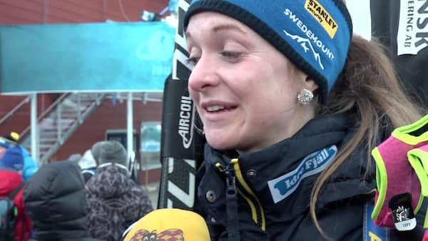 VM i skidskytte 2019  Mona Brorsson snabbast av svenskorna 6fc51d661d416