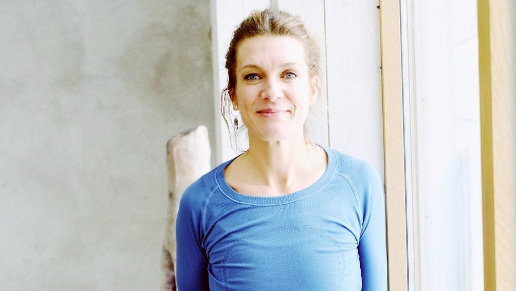 Tömd på energi? Erika Kits Gölevik visar 5 övningar som boostar.