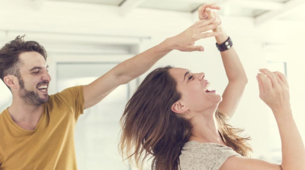 Dans kan förbättra din hälsa avsevärt.