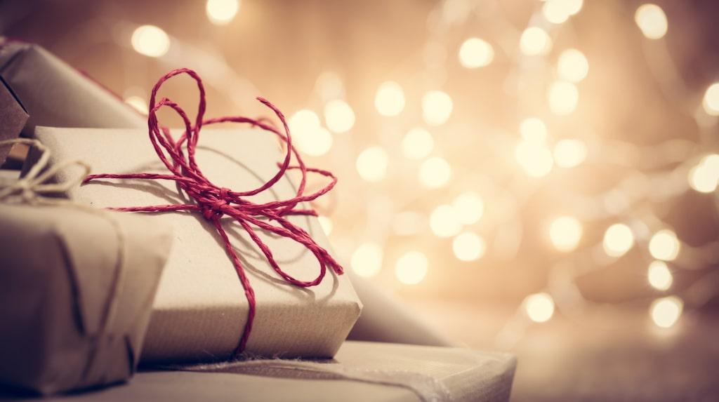 En bra julklapp behöver inte kosta massor.