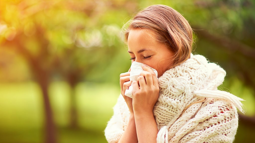 Cirka var femte svensk lider av pollenallergi. Och säsongen startar tidigt.