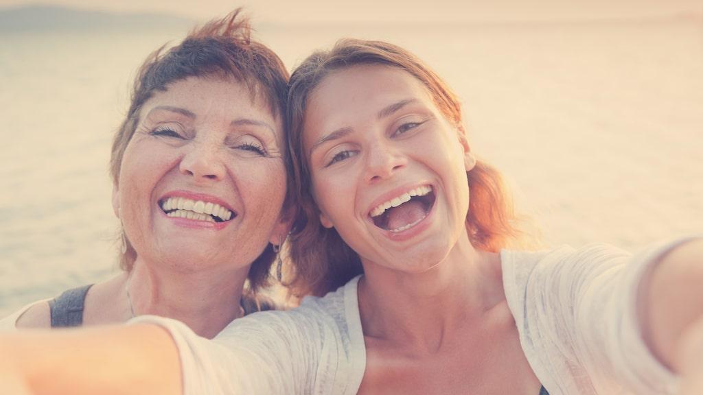 Att göra en mor-dotter-resa kommer stärka er relation.