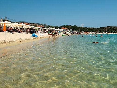 Halkidiki är tveklöst en underskattad del av Grekland, trots kristallklara vatten och fantastiska badvikar inbäddade bland pinjeträden.