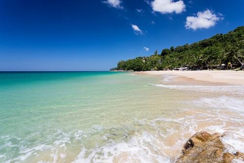 Naithon Beach, den perfekta stranden.