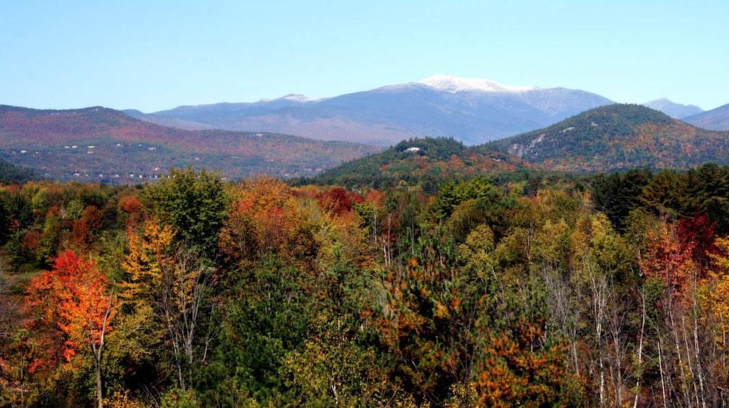 Mount Washington, New Hampshire.