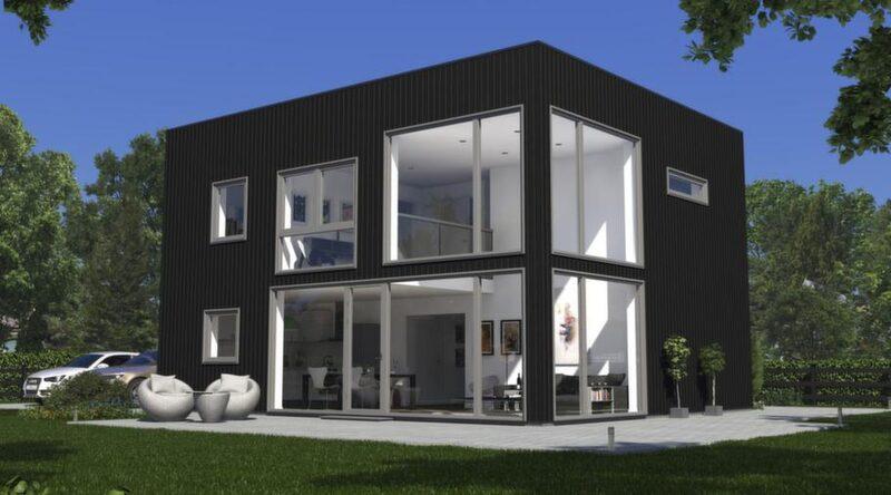 LÅDAN. Boytan är inte speciellt stor, men varje kvadratmeter har utnyttjats. Det finns plats för fyra bra sovrum och två sällskapsrum som är öppna mellan våningarna.<br><strong>Nova 3</strong><br>TYP: 1-planshus på 137 kvadratmeter med 6 rum och kök.<br>PRIS: 2 110 900 kronor i Göteborgsregionen. 15 408 kronor kvadratmetern.<br>HUS- FÖRETAG: Borohus borohus.se